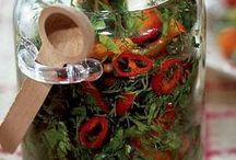 домашние заготовки впрок / овощные салаты,ассорти овощное,заморозка,вяленые овощи