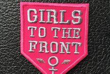 YEAH GIRLS CAN!!!