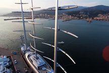 Maltese Falcon - Yacht