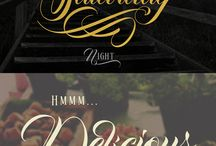 Cursive Fonts / A growing list of lovely cursive, handwritten fonts for graphic design. Cursive fonts, sometimes referred to as script fonts are perfect for adding a human feel in contrast to sans serif fonts.