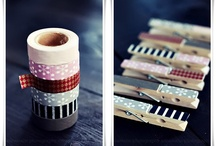 Washi Tape / by Wendy A