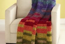 Crochet ~ Afghans and Blankets