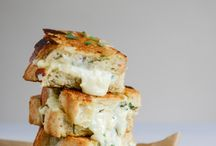 Grilled cheese..... Don't judge;) / by Megan Scott