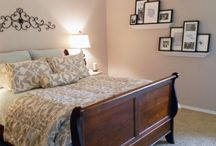 Master bedroom / by Leslee Carothers