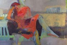 Melinda Cootsona, Falling While Sitting
