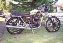 Triumphs / Vintage Triumph Motorcycles