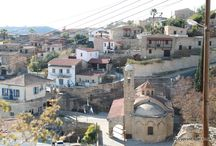 Tochni Village / Photos of Tochni Village, which is located in the Larnaca District of Cyprus