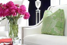 Living room ideas / by Wendy Binns