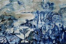 Joshua  Yeldham - Painting Inspiration