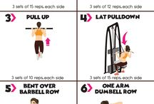 sexy back workout