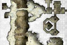 Lv. design/dungeon/field Refs