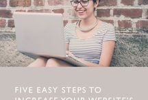 Starting a creative business / Blog posts by Hedera Editing & Publishing about starting a creative business, plus other inspirational pins.