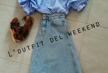weekend's outfit