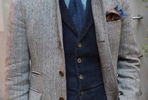 Karo und Kleinmuster: Trend im Herbst / Pattern, Muster....das ist eines der Schlagworte für den Modeherbst 2013. Die Kollektionen der Designer und die Streetstyles der Trendsetter sind voll von Karos, Kleinmuster, Tweed und Co. Wir finden: passt ja auch prima zum kühlen Herbstwetter, so ein kerniges Sakko oder ein entsprechender Anzug.