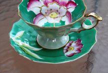 Tea set / All my Tea sets