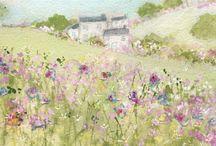 Art - Watercolor Sue Fenlon
