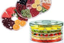 Food Dehydrator & Recipe / Food Dehydrator & Using Dehydrator Recipes