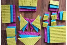création de jeux montessori