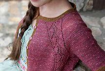 Cardigans knit