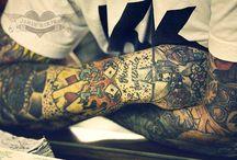Tattoos / by Jennifer Lawson