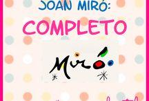 Projecte Joan Miro
