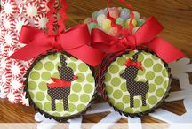Christmas: DIY Ornaments / by Mrs. Greene