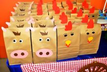 Kid's Barnyard Party