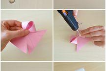 Creazione di carta