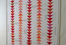 Patch vol d'oies / patchwork
