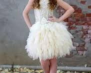 Bat mitzvah dress