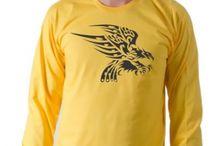 Camisetas Tribais