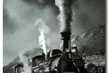 Trains / by Adeline Nobel