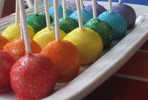 Rainbow / Colorful Ideas / by Aleah