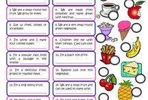 Education Food tasks