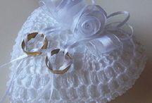 Ślubne dekor.