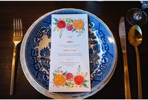 Mexican dreamed wedding inspiration