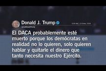 Donald J Trump ....