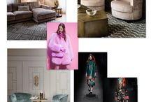 New trends / Have a look at the new trends from the interior design and fashion world. Stay tuned !