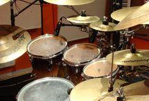 Čepa Ador Dorath ,Forgotten Silence  / Recording Drums