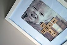 Photo Display Ideas / by Maryjane Murphy