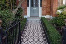 Entrances,Walkways,Driveways
