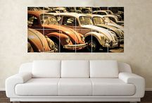 Volkswagen Beetle Art / VW Beetle pictures and prints.
