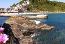 Reise... Cornwall, Great Britain