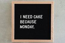 Cake Quotes