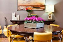 Home::Dining Room / by Kathleen Emma