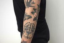 Tatuaggi tradizionali