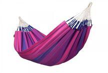 LA SIESTA Hammocks / Colorful hammocks for kids, babies and travellers.