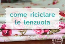 RICICLO LENZUOLA