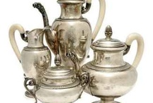 I Love Teapots & Cups / I love coffee, I love tea. I love teapots, I love cups & mugs