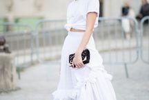 Skirt combo